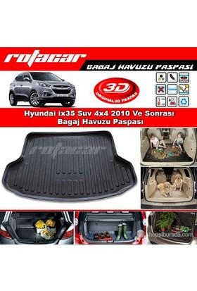 Hyundai ix35 Suv 4x4 2010 Ve Sonrası Bagaj Havuzu Paspası BG084
