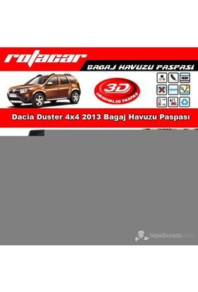 Dacia Duster 4x4 2013 Bagaj Havuzu Paspası BG0310