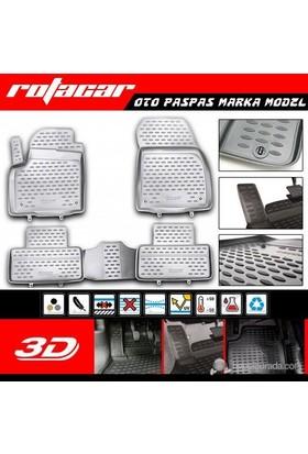 Kia Rio 3D Kauçuk Oto Paspas 2011 Sonrası 38369