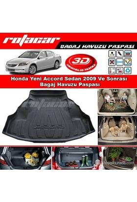 Honda Yeni Accord Sedan 2009 Ve Sonrası Bagaj Havuzu Paspası BG069