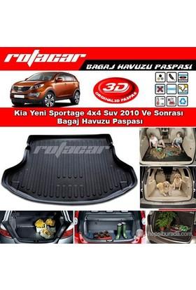 Kia Sportage Bagaj Havuzu 2010-2015 Modeller