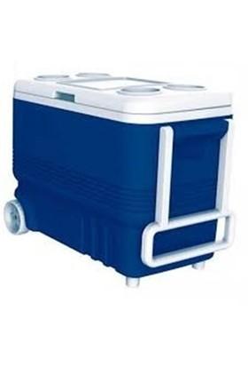 Kale Oto Termos Buzluk (Tekerlekli) 45 Lt.İçecek Saklama