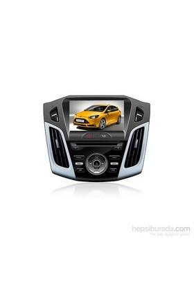 Navimate Yeni Ford Focus 3 Navigasyon Ve Geri Görüş Kameralı Multimedya Sistemi