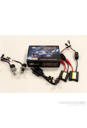 Space Xenon Kit H4 8000K 12V-DC 35W