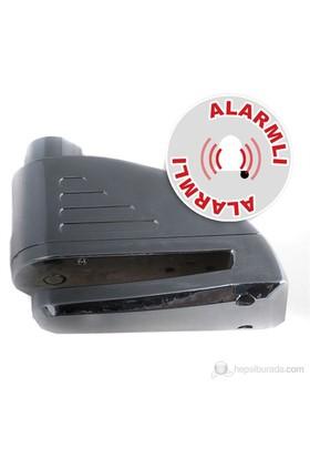 Tex 522 Anahtar Girişli Alarmlı Disk Kilidi