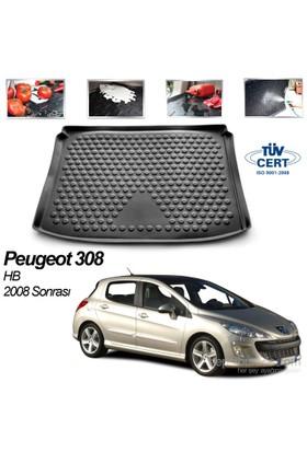 Peugeot 308 Bagaj Havuzu 2008-2013