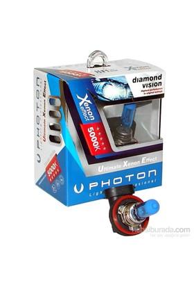 Photon Xenon Ampul 12V H11 5000K PH5511 DV