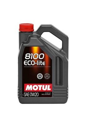 Motul 8100 Eco-Lite 0W20 4 Litre