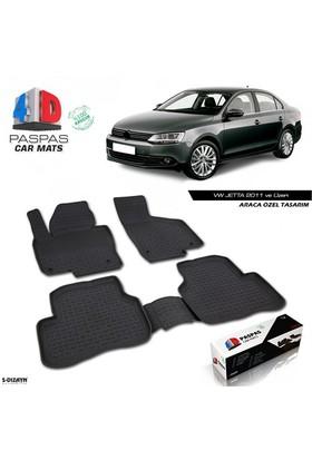 VW JETTA 4D Havuzlu Paspas 2011 ve Üzeri A+Kalite