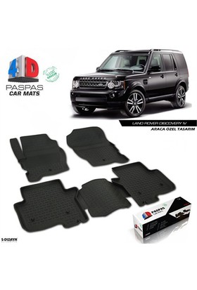 LAND ROVER Discovery IV 4D Havuzlu Paspas A+Kalite