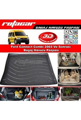 Ford Connect Combi 2003 Ve Sonrası Bagaj Havuzu Paspası BG058