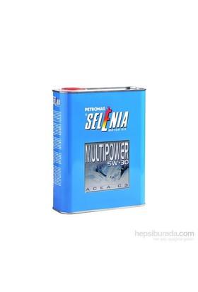 Petronas Selenia Multi Power 5W/30 C3 1Lt Motor Yağı