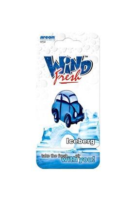 Areon 3D Sıvı Esanslı Buz Dağı Araç Asma Kokusu WF02