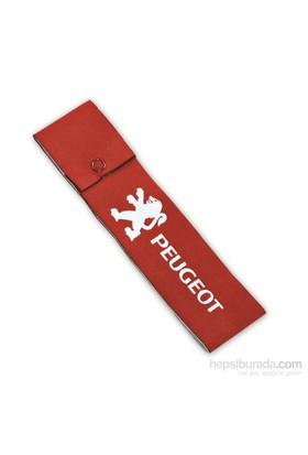 Oaba Çeki İpi Peugeot Kırmızı Beyaz