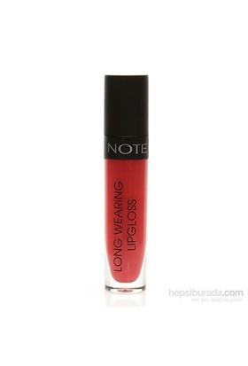 Note Longwear Lipgloss 14