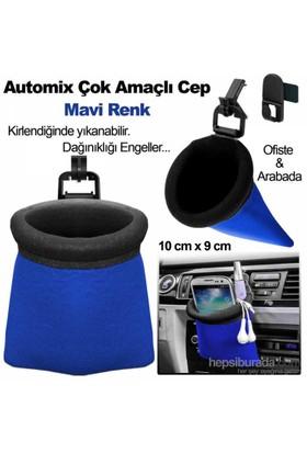 Automix Çok Amaçlı Kese Mavi