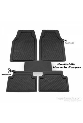 Havuzlu Paspas Siyah Hyundai İx20