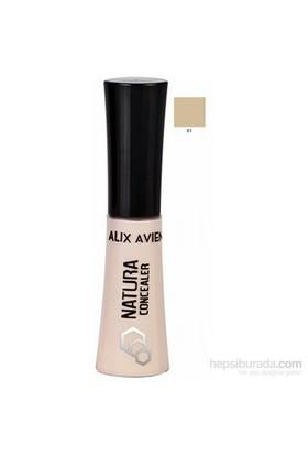 Alix Avien Natura Concealer 01 - Likit Kapatıcı