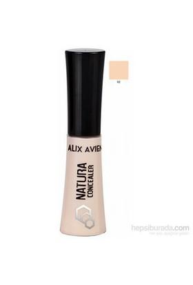 Alix Avien Natura Concealer 02 - Likit Kapatıcı
