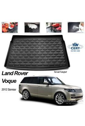 Land Rover Voque Bagaj Havuzu 2012