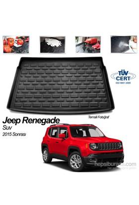 Jeep Renegade Suv Bagaj Havuzu 2014