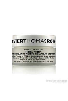 PETER THOMAS ROTH Mega-Rich Intensive Anti-Aging Cellular Eye Creme 15 ml