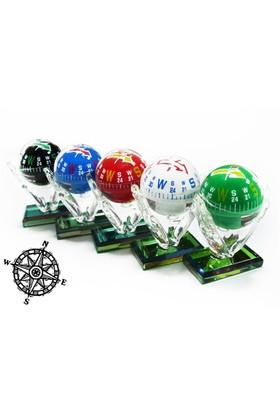 Compass Ball Kırmızı Spor Pusula
