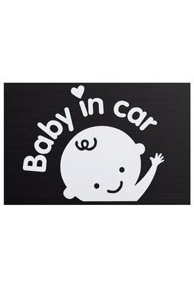 Tsc Arabada Bebek Var Yapıştırması