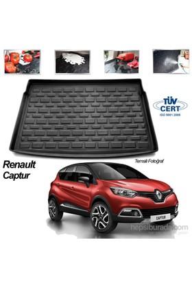 Renault Captur Bagaj Havuzu
