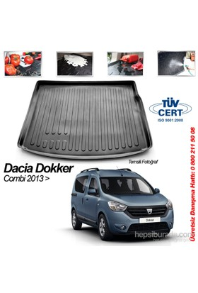 Dacia Dokker Combi Bagaj Havuzu 2013