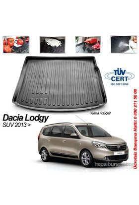 Dacia Lodgy Suv Bagaj Havuzu 2013Sonrası