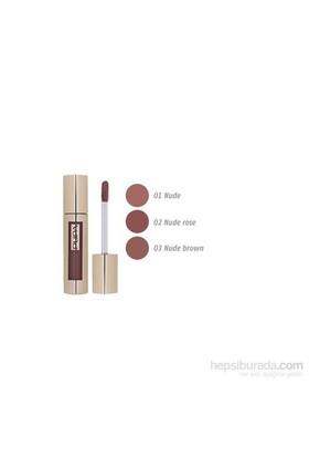 Pupa Ultra Shine Lip Fluid Nude Rose
