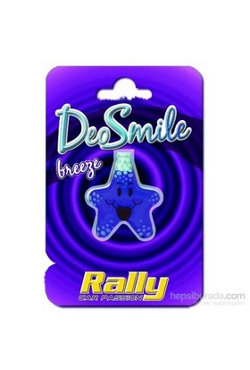 Rally Deo Smile Meltem