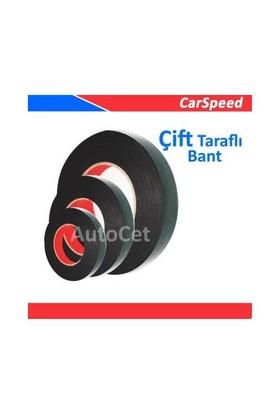 CarSpeed Çift Taraflı Bant 10 mm x 10 Metre