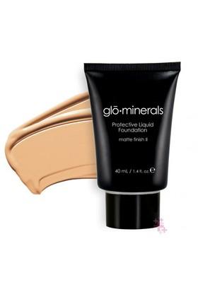 Glo Minerals Gloliquid Base Iı (Satin) - Saten Fondöten Golden