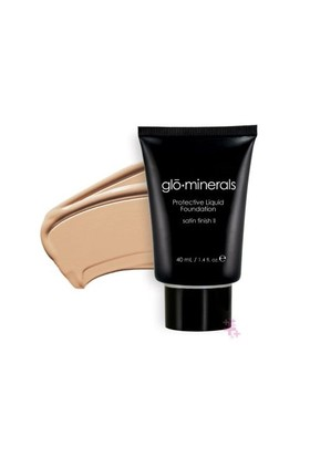 Glo Minerals Gloliquid Base Iı (Satin) - Saten Fondöten Honey