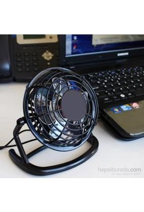 Masaüstü Sessiz Mini USB Vantilatör