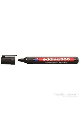 Edding Permanent Markör E-300 Siyah