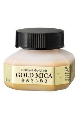 Zig Mürekkep Gold Mıca Altın 30Ml Ba301-6