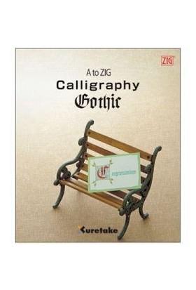 Zig Eğitim Kitapçiği Kaligrafi Gotik intx200-802