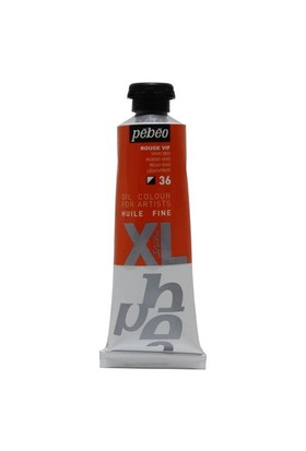 Pebeo Huile Fine Xl Yağlı Boya 36 Vivid Red