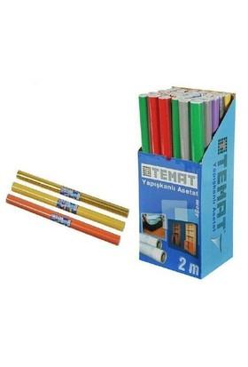 Temat Yapışkanlı Renkli Asetat 45Cm X 2M