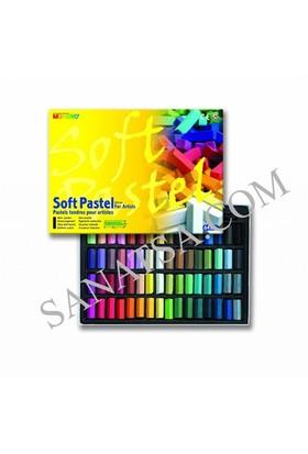 Mungyo Gallery Artists' Soft Pastel 64 Renk Yarım Boy