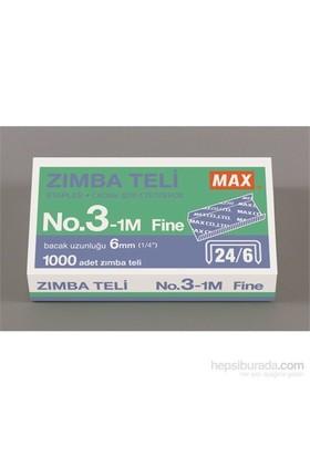 Max Zımba Teli No:3-1M (24/6)