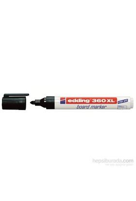 Edding 360 XL Tahta Kalemi Siyah