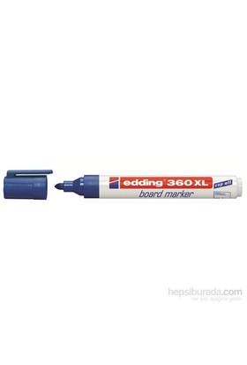 Edding 360 XL Tahta Kalemi Mavi