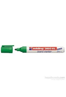 Edding Beyaz Tahta Kalemi Cap Off E-360Xl Yeşil