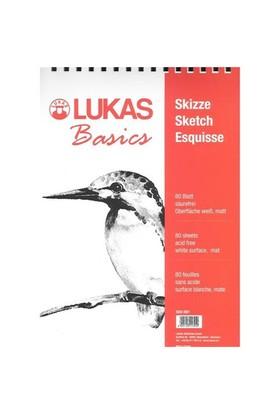 Lukas Sketch Defteri A4 95Gr 80Yp 5830 01