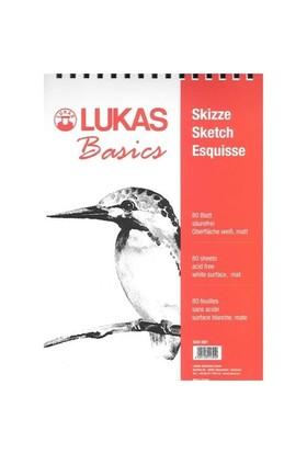 Lukas Sketch Defteri A3 100Gr 80Yaprak 5830 03