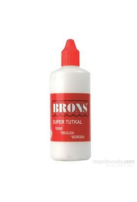 Brons Br-407 Plastik Tutkal 50 gr